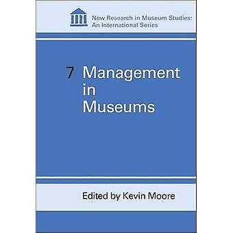 Hantering i museer av Moore & Kevin