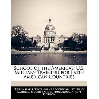Escola do Américas EUA treinamento militar para países da América Latina por responsabilidade do governo dos Estados Unidos