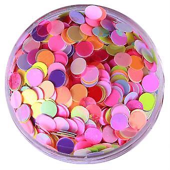Glitter mix - Färgglad