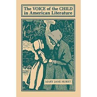 La voce del bambino nella letteratura americana di Hurst & Mary Jane