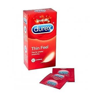 Durex Thin Feel 12