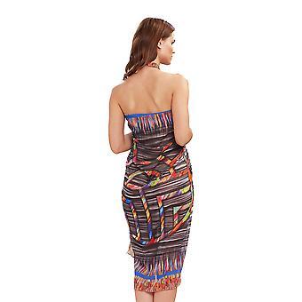 Feraud 3195115-10005 Women's Beach Multicolour Pareo