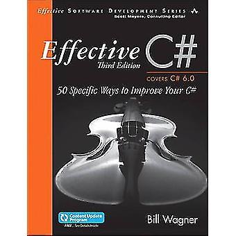 Effective C# (Covers C# 6.0) - (Includes Content Update Program) - 50