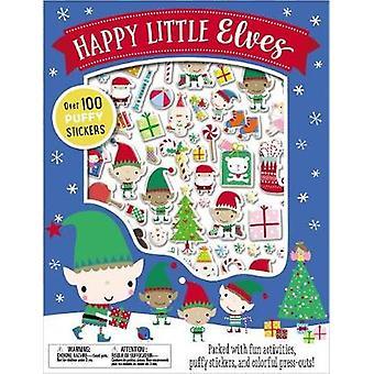 Puffy Stickers Happy Little Elves by Make Believe Ideas Ltd - 9781786