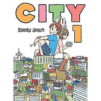 City 1 by Keiichi Arawi - 9781945054785 Book