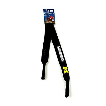 Michigan Wolverines NCAA Black Neoprene Strap For Sunglasses/Eye Glasses