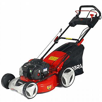 Cobra MX46SPB 18inch Self Propelled 4 in 1 Collection Petrol Lawn Mower
