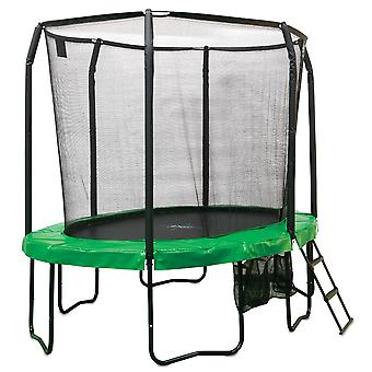 Ausfahrt Arena All-in-1 Oval 10 x 14ft Trampolin springen