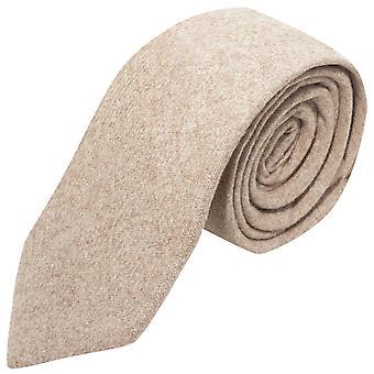 Stonewashed Oatmeal Tie, Necktie