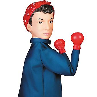 Hand Puppet - Archie McPhee - Rosie Punching New 12712