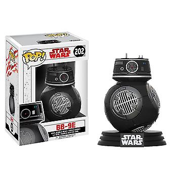Star Wars BB-9E Episode VIII the Last Jedi Pop! Vinyl