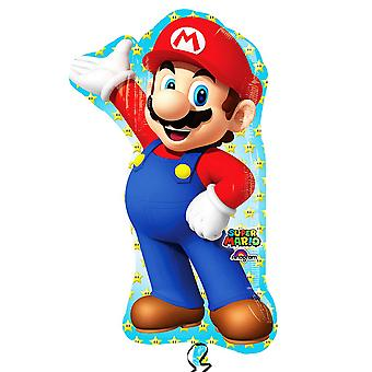 Anagram Super Mario Supershape Balloon