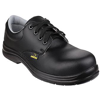 Amblers Safety Unisex FS662 Metal Free Water Resistant Lace up Safety Shoe