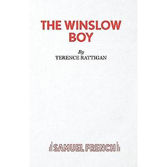 The Winslow Boy  A Play in Two Acts by Rattigan & Terence