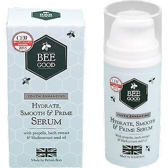 Bee Good Youth Enhancing Hydrate, Smooth & Prime Serum