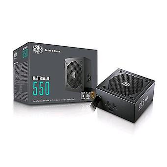 Cooler master masterwatt 550 atx power supply 550w