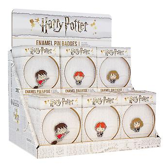 Insignias de pin de esmalte de Harry Potter CDU de 18 V2
