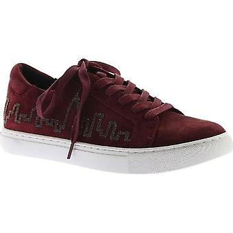 Kenneth Cole New York Womens Kam Sky Fabric Low Top Lace Up Fashion Sneakers