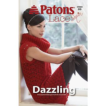 Patons Dazzling Lace Sequin Pa 888