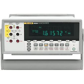 Bench multimeter digital Fluke Fluke 8808A Calibrated to: Manufacturer standards CAT II 600 V Display (counts): 20000