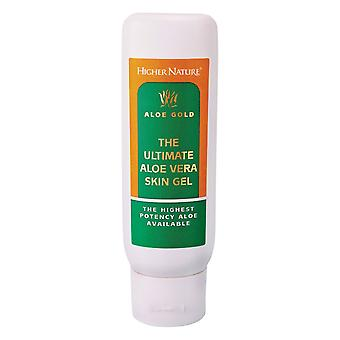 Höheren Natur der ultimative Aloe Vera Haut Gel, 120ml