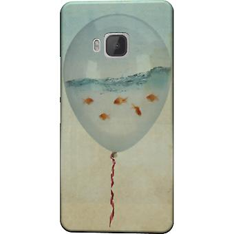 Cover balloon-fish for HTC M9