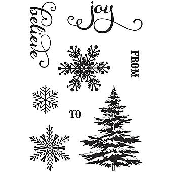Holiday Cheer Stamps- PPHC2366
