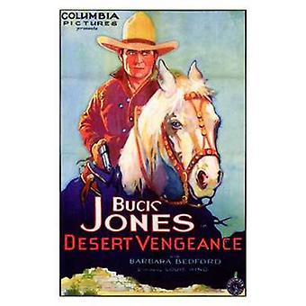 Ørkenen hevn film plakat (11 x 17)