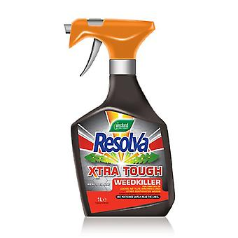 Resolva Rtu Xtra Tough With Glyphosate (Pack of 6)