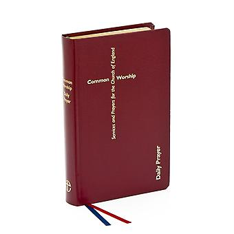 Common Worship: Daily Prayer bonded leather (Common Worship: Services and Prayers for the Church of England) (Leather Bound)