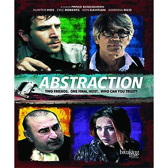 Importazione USA astrazione [Blu-ray]