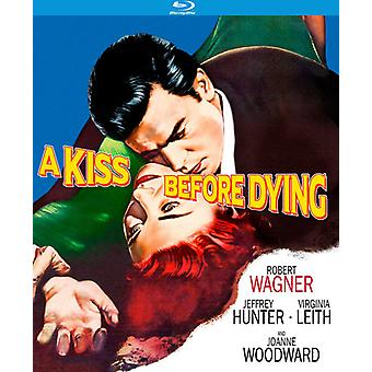 Kiss Before Dying (1956) [Blu-ray] USA import