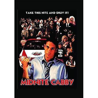Midnite Cabby [DVD] USA importerer