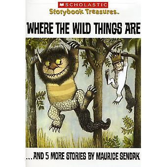 Où importer des USA sauvages choses sont et 5 plus histoires [DVD]