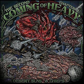 Genkomst af tunge - kapitel 5: Desert Suns & Chiefs [Vinyl] USA importerer