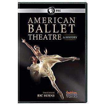 American Masters: American Ballet Theatre at 75 [DVD] USA import