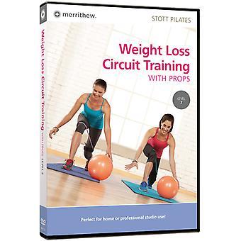 Vægt tab kredsløb uddannelse rekvisitter-niveau 2 [DVD] USA importerer