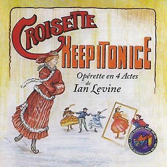 Croisette - lassen Sie ihn auf Eis [CD] USA Import
