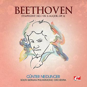 L.W Beethoven - Beethoven: Symphonie Nr. 7 in einem Major, op. 92 [CD] USA import