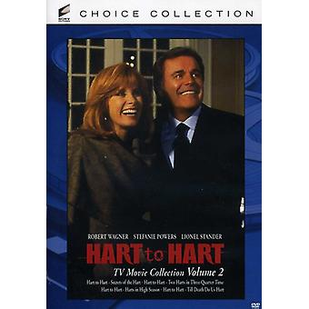 Collection de films de TV Hart to Hart : importation USA Vol. 2 [DVD]