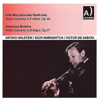 Mendelssohn / Schweizer Festspielorchester - koncert for Violin & Orkester i E mindre Op 64 [CD] USA import