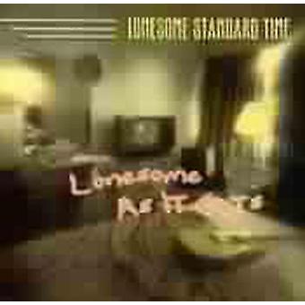 Lonesome normaltid - ensom som det bliver [CD] USA import