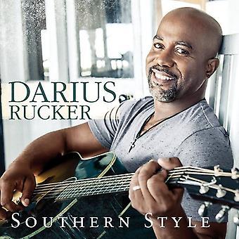 Darius Rucker - sydlige stil [CD] USA import