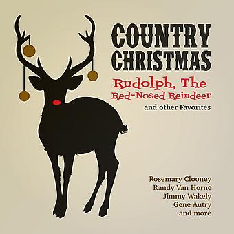 Land-Weihnachten: Rudolph Red-Nosed Reindeer / Va - Land Weihnachten: Rudolph Red-Nosed Reindeer / Va [CD] USA import