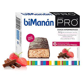 Bimanan Strawberry Chocolate Sticks PRO
