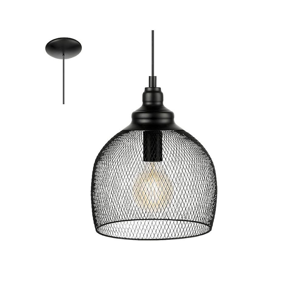 Eglo STRAITON Caged Dome Ceiling lumière pendentif