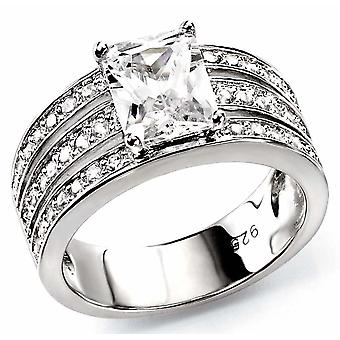925 srebrny pierścień