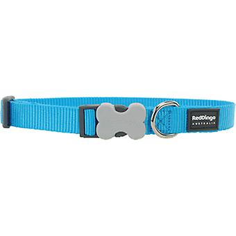 Red Dingo Smooth Turquoise Dog Collar (Dogs , Collars, Leads and Harnesses , Collars)