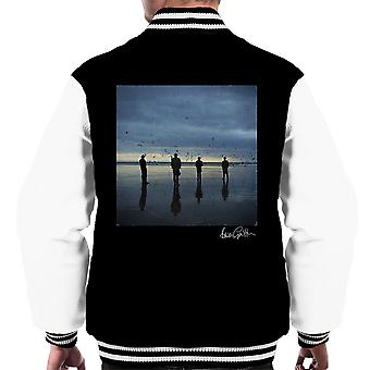 Echo And The Bunnymen Heaven Up Here Album Sleeve Men's Varsity Jacket