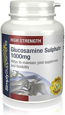 Glucosamine-sulphate-1000mg - 180 Tablets